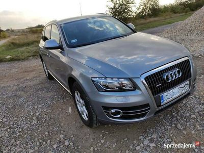 używany Audi Q5 2.0TDI Quattro.