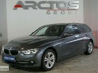 używany BMW 320 SERIA 3xDrive Sport Line Salon PL 1wł.