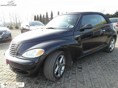 używany Chrysler PT Cruiser 2,4 benzyna+lpg 182KM skóry auto 2.4 2,4 benzyna+lpg 182KM skóry automat ręczna klima.