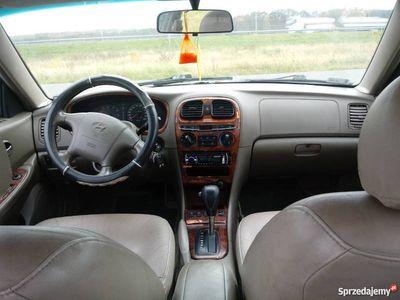 używany Hyundai Sonata 2.5 v6 lpg automat