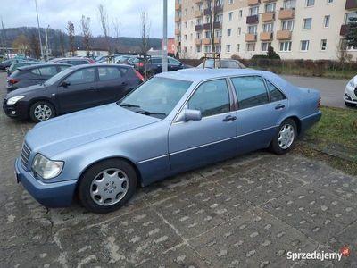 używany Mercedes S420 w140V8 long