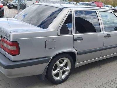 używany Volvo 850 Automat Sedan 2,5 Benzyna Gaz 140KM Perfekcyjny