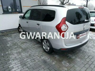 używany Dacia Lodgy 1,6 z lpg *