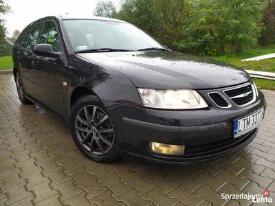 używany Saab 9-3 1.9 TiD 120km, 2006r.