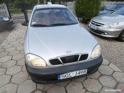 używany Chevrolet Lanos 1.5dm 100KM 2000r. 150 000km