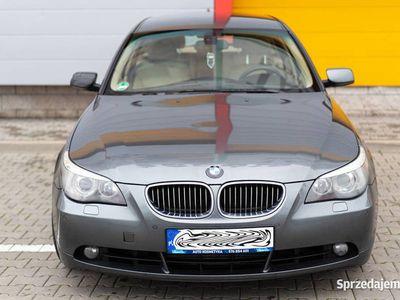 używany BMW 535 D 3.0 Diesel 286KM Skóra Xenon BITurbo Zamiana