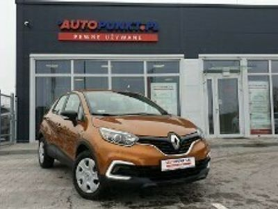 używany Renault Captur Alize *PolskiSalon*FakturaVat23%*Bezwypadkowy*