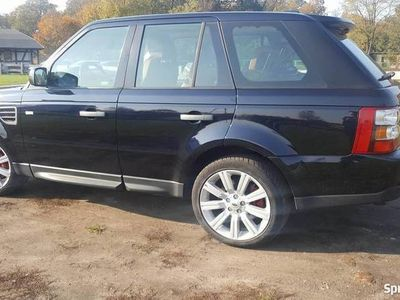 używany Land Rover Range Rover Sport 168tys km Piękny SUV/ZAMIANA