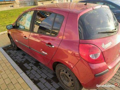 używany Renault Clio III 2008 gaz LPG