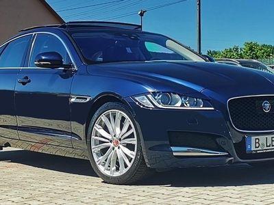 używany Jaguar XF Portfolio Panorama*Pamięci*ACC*Keyles*HeadUp