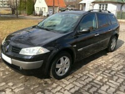używany Renault Mégane II koniec 2004 1.6 ! AUTOMAT ! bogata opcja ! NAVI