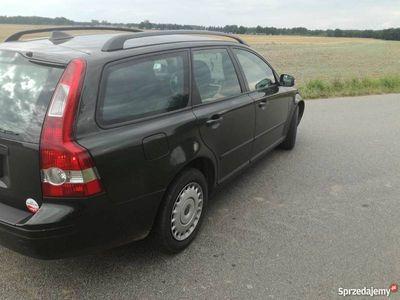 używany Volvo V50 z 2006roku Pierwszy Własciciel