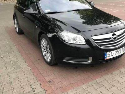 używany Opel Insignia panorama