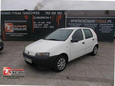 używany Fiat Punto 1.2dm 60KM 2003r. 282 000km