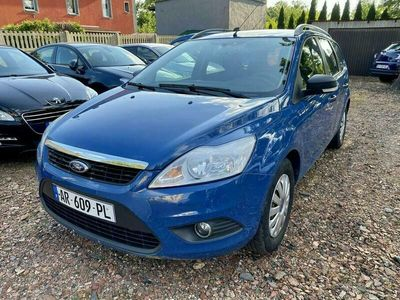 używany Ford Focus 1.6dm 109KM 2009r. 280 000km