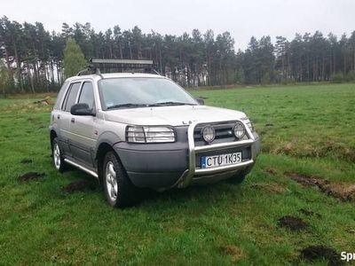 używany Land Rover Freelander 2,5 V6 Automat