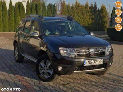 używany Dacia Duster 1.5 Lift '15 Klima Nawigacja Alu Czujnki ręczna klima.