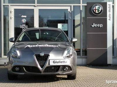 używany Alfa Romeo Giulietta 1.4dm 120KM 2019r. 18 000km