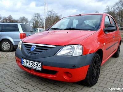 używany Dacia Logan 2005r. 1.4 / 75 KM z Niemiec Opłacona