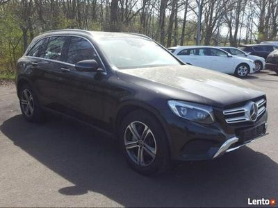używany Mercedes 170 GLC 220d 2.1 4Matic X253KM autom. 2016