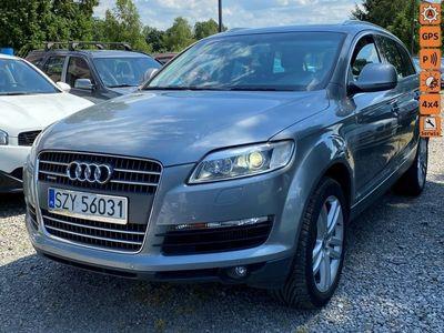 używany Audi Q7 3dm 233KM 2007r. 223 000km
