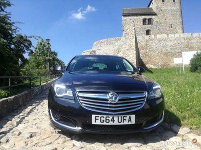 używany Opel Insignia 14/15r ELIT/SPORT ecoFLEX 2.0 D 5l ON anglik