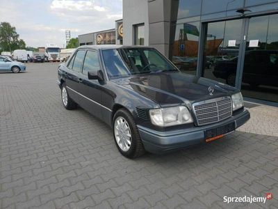 używany Mercedes E250 Pierwszy wlasciciel!!Klima W124 (1984-1997)