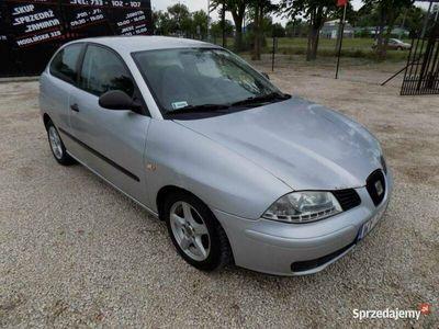 używany Seat Ibiza !! BIAŁOŁĘKA !! 1.2 Benzyna, 2004 rok produkcji!!KOMIS TYSIAK!! III (2002-2008)