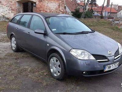 używany Nissan Primera 2002 rok 198 631 km Benzyna Kombi