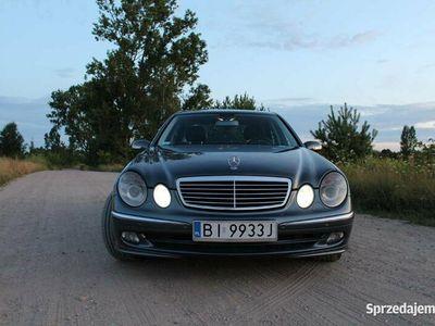 używany Mercedes E280 w211 Avantgarde
