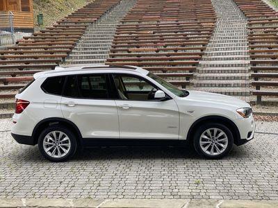 używany BMW X3 2016r