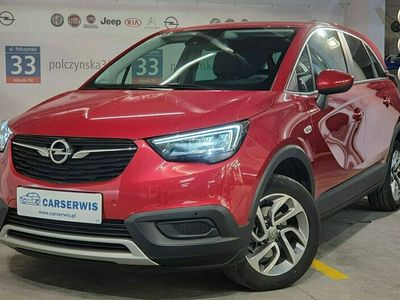 używany Opel Crossland X 130 KM, ELITE, salon Polska, f-ra VAT 23%