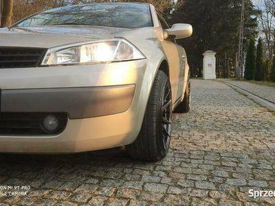 używany Renault Mégane Cabriolet II coupe- CC 2.0 135KM F4R