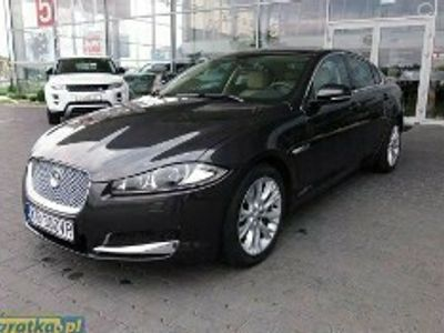 używany Jaguar XF I Luxury