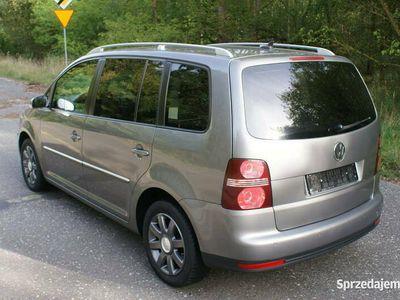 używany VW Touran HIGHLINE 2.0 TDI - auto prywatne, bardzo zadbane