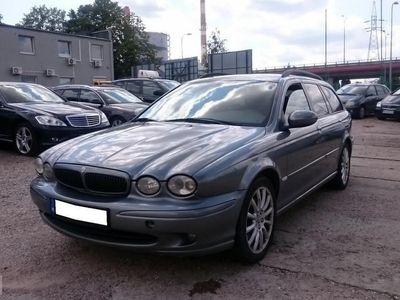 używany Jaguar X-type I 2.0 D