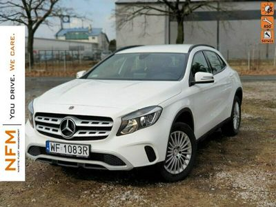 używany Mercedes GLA180 Klasa1,6(122 KM). Salon PL Fv23