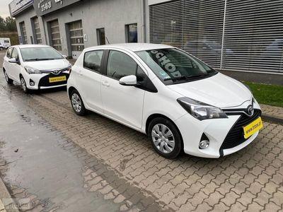 używany Toyota Yaris III D4D Klima Serwis Zadbany 21900 netto-export