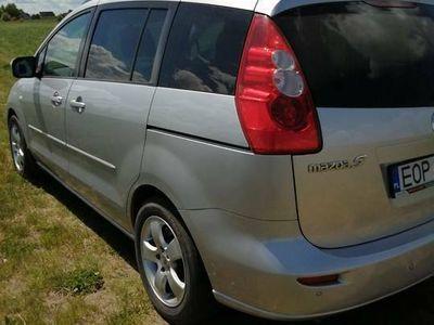 używany Mazda 5 7 osobowa