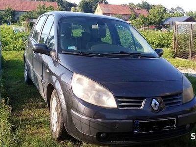 używany Renault Scénic II 2005 1,9 dCi 120 KM