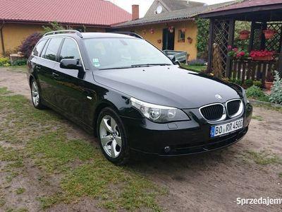 używany BMW 520 E61 d 163km 2007r ładna sprowadzona