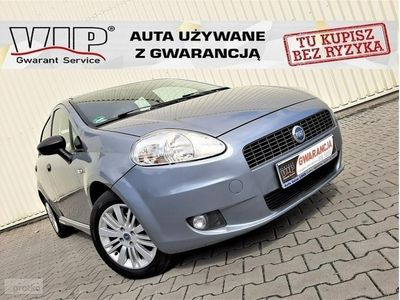 używany Fiat Grande Punto Gwarancja VIP-Gwarant Serwisowany Bezwypadkowy