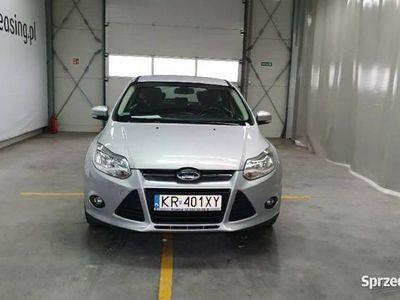 używany Ford Focus 1.6dm 115KM 2014r. 228 060km