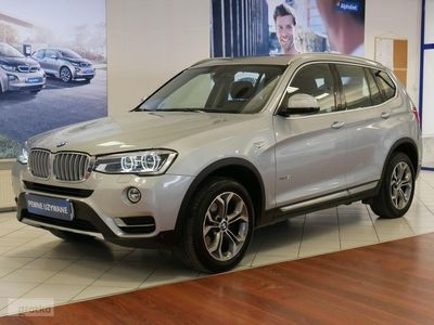używany BMW X3 X3 II (F25)xDrive20d xLine aut Salon PL 1wł. Gwarancja