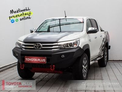 używany Toyota HiLux VII 2.4 D-4D SR5 4x4 A/T edycja 'GLADIATOR'