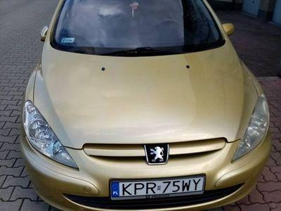 używany Peugeot 307 ( mozliwa zamiana )