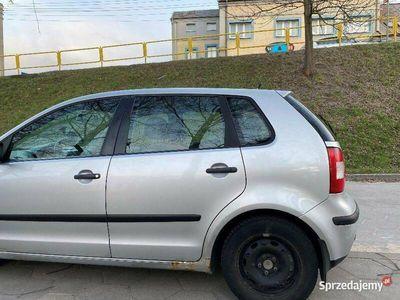 używany VW Polo z 2002 roku.