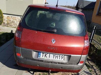 używany Renault Scénic II 1.9 dci