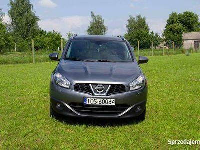 używany Nissan Qashqai 4x4, wersja: Tekna, nagłośnienie: BOSE
