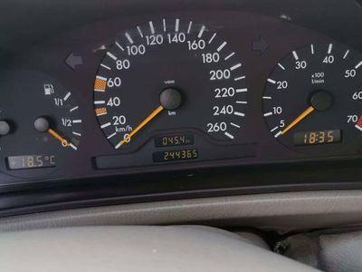 używany Mercedes CLK200 KOMPRESSOR LPG